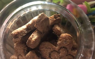 Ďatľové sušienky