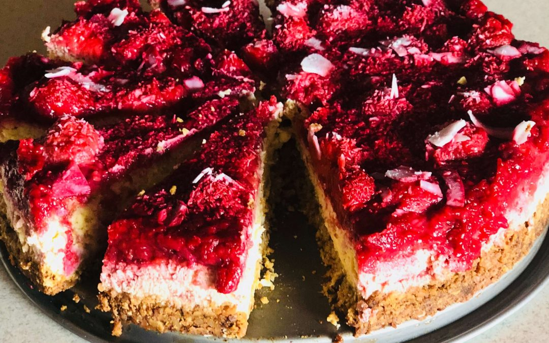 Ovocný cheesscake